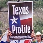 texas is pro-life