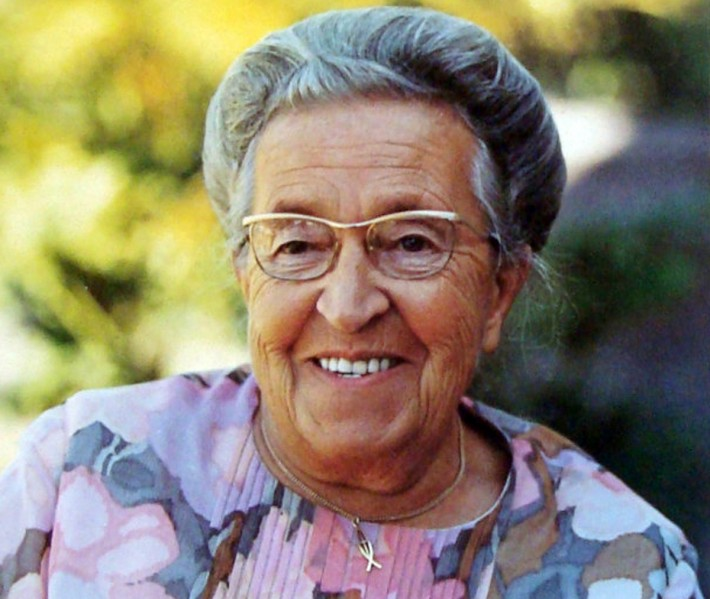 Corrie ten Boom – Model of Forgiveness | My Lord Katie