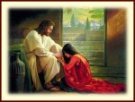 Jesus and woman 4b