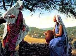 Samaritan woman:Jesus