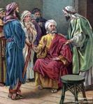Paul and Agabus