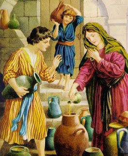 The Widow Of Elisha Miracle With Oil