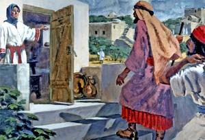 Elisha Shunammite Woman 300x204