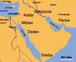 Sheba-map