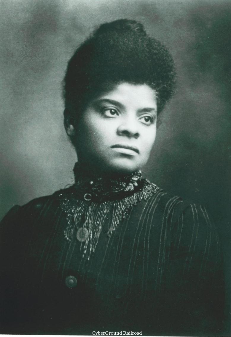 Ida B Wells My Lord Katie