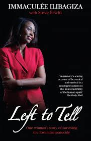 Immaculee  left to tell