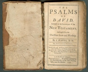 psalmnody