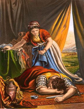 Deborah and Jael – Most Courageous Women | My Lord Katie
